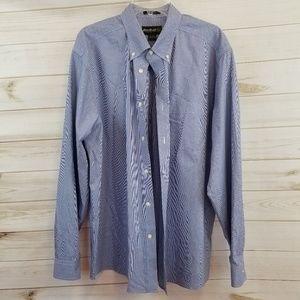 Eddie Bauer men's button down shirt size XL
